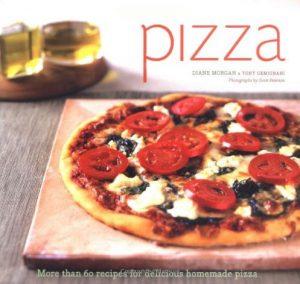 Pizza by Diane Morgan and Tony Gemignani