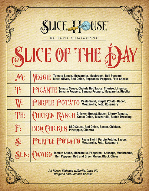 Slice of the Day